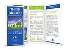 Eco House Brochure Templates
