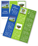 Eco House Newsletter Template