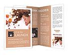 Aroma Massage Brochure Templates