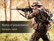 Fighter PowerPoint Templates
