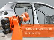 Car Manufacture PowerPoint Templates