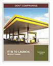 Petrol Station Word Templates