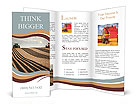 Harvest Collection Brochure Templates