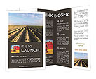 Harvest Season Brochure Templates