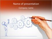 Dibujo Mecánico Plantillas de Presentaciones PowerPoint