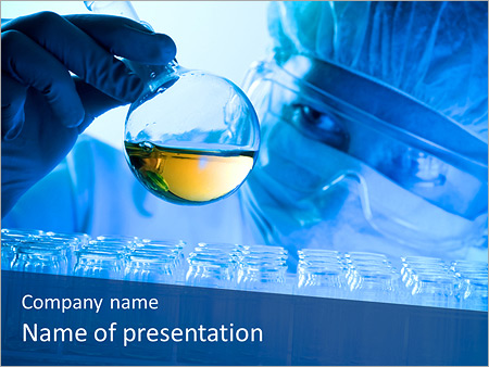 Lab tube powerpoint template backgrounds id 0000006692 lab tube powerpoint template toneelgroepblik Image collections
