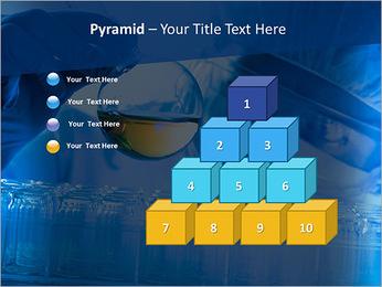 Lab Tube Modèles des présentations  PowerPoint - Diapositives 11