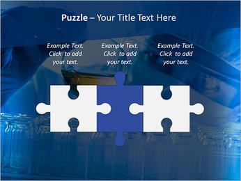 Lab Tube Modèles des présentations  PowerPoint - Diapositives 22