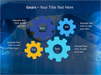 Lab Tube Modèles des présentations  PowerPoint - Diapositives 27