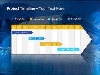 Lab Tube Modèles des présentations  PowerPoint - Diapositives 5