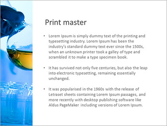 Lab Tube Modèles des présentations  PowerPoint - Diapositives 76