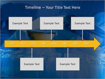 Lab Tube Modèles des présentations  PowerPoint - Diapositives 8
