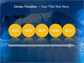 Lab Tube Modèles des présentations  PowerPoint - Diapositives 9