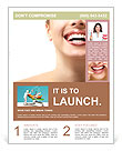 Perfect Smile Flyer Templates
