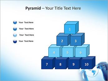 Micro Continent Modèles des présentations  PowerPoint - Diapositives 11