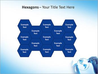 Micro Continent Modèles des présentations  PowerPoint - Diapositives 24