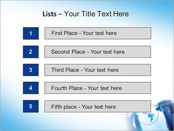 Micro Continent Modèles des présentations  PowerPoint - Diapositives 3