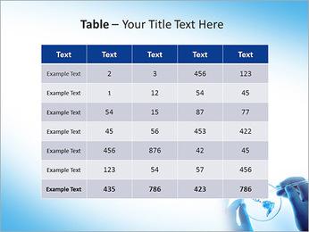 Micro Continent Modèles des présentations  PowerPoint - Diapositives 35