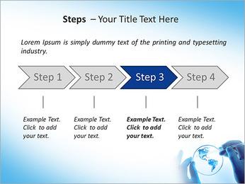 Micro Continent Modèles des présentations  PowerPoint - Diapositives 4