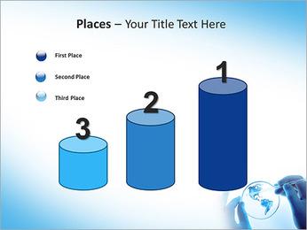 Micro Continent Modèles des présentations  PowerPoint - Diapositives 45