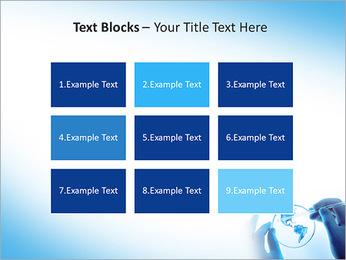 Micro Continent Modèles des présentations  PowerPoint - Diapositives 48