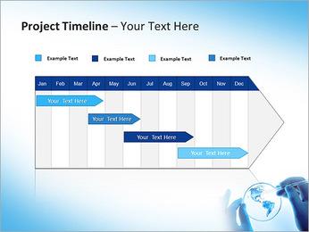 Micro Continent Modèles des présentations  PowerPoint - Diapositives 5