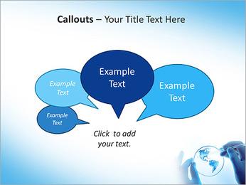 Micro Continent Modèles des présentations  PowerPoint - Diapositives 53