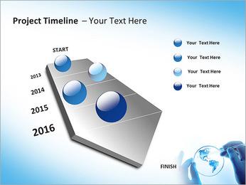 Micro Continent Modèles des présentations  PowerPoint - Diapositives 6