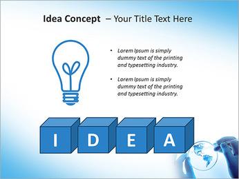 Micro Continent Modèles des présentations  PowerPoint - Diapositives 60