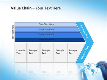 Micro Continent Modèles des présentations  PowerPoint - Diapositives 7