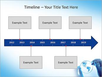 Micro Continent Modèles des présentations  PowerPoint - Diapositives 8