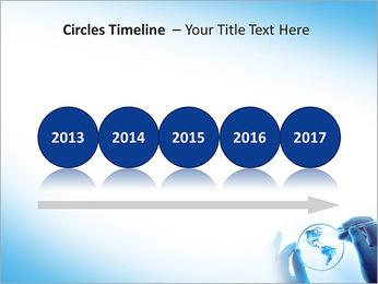 Micro Continent Modèles des présentations  PowerPoint - Diapositives 9