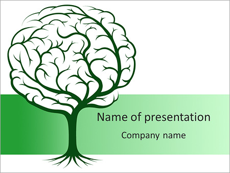 Brain tree powerpoint template backgrounds id 0000006699 brain tree powerpoint template toneelgroepblik Choice Image