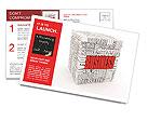 Innovative Business Idea Postcard Template