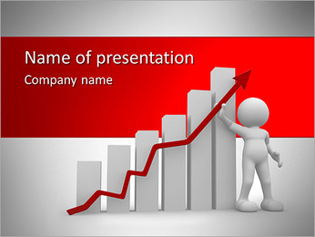 Finance Reporting PowerPoint Template