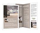 Extreme Rock Climbing Brochure Templates