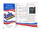 Risk Investment Brochure Templates