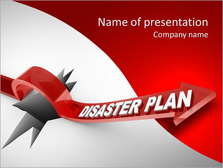 Disaster plan powerpoint template backgrounds id 0000006765 disaster plan powerpoint template toneelgroepblik Choice Image