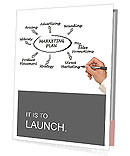 Marketing Plan Presentation Folder