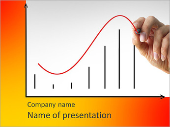 Ups And Downs PowerPoint Template