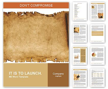 old papyrus word template design id 0000006779 smiletemplates com