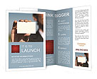 Exchange Business Card Brochure Templates