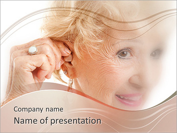 Dear Woman PowerPoint Template
