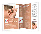 Hearing Aid Brochure Templates