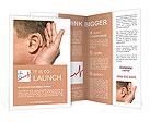 Hearing Aid Brochure Template