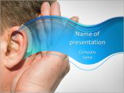 Hearing Aid PowerPoint Template
