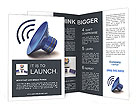 Wi Fi Router Brochure Templates