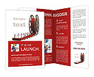 Red Curpet Brochure Template