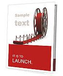 Red Curpet Presentation Folder
