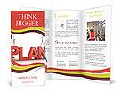 Construction Plan Brochure Templates
